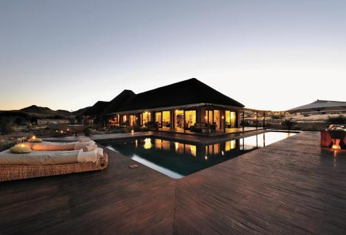 Sandfontein Lodge & Nature Reserve, Karas