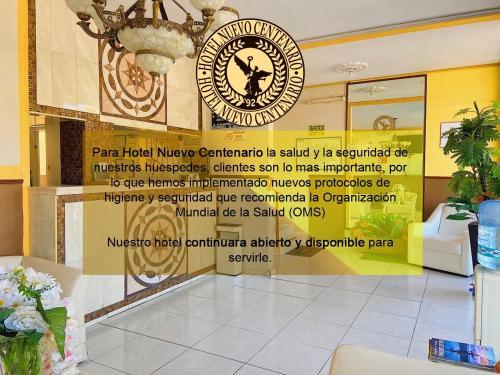 Hotel Nuevo Centenario, Durango