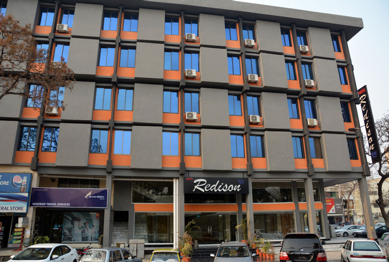 Hotel Redison Blue Area, Islamabad