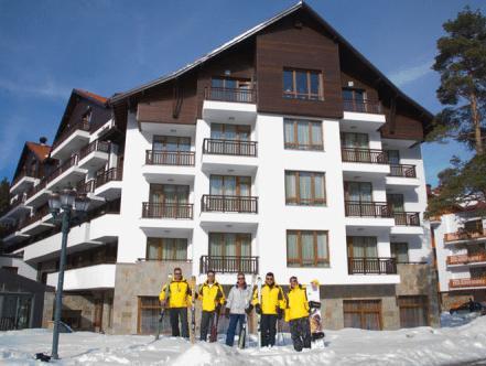 Borovets Hills Ski & Spa - Half Board, Samokov