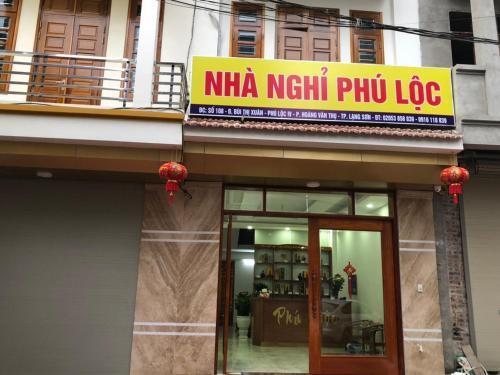 Nha nghi Phu Loc, Lạng Sơn
