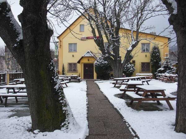 Hotel & Restaurant Pod Kastany, Teplice