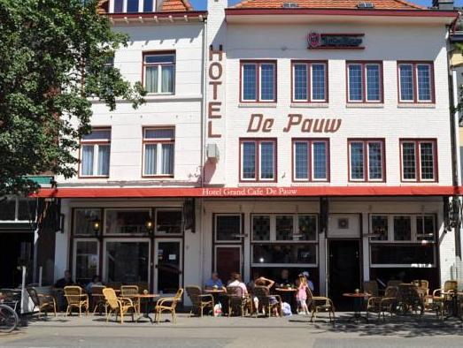 Hotel en Grand Cafe De Pauw, Roermond