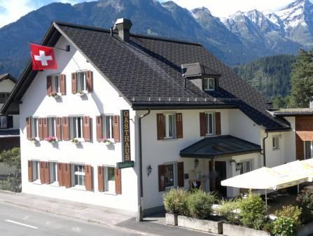 Gasthaus Waldheim, Hinterrhein