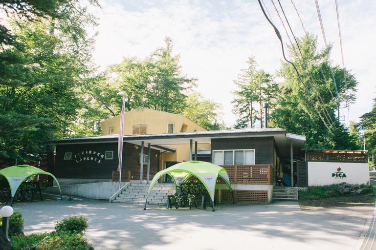 PICA FUJIYOSHIDA - Campsite, Fujiyoshida