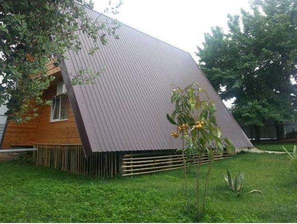 Pueblo Mojito, Gagra