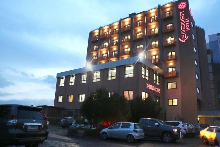 Kenenisa Hotel, Addis Abeba