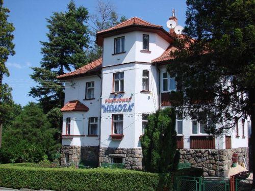 Pensjonat Mimoza, Lubań
