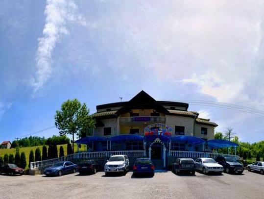 Motel Krstac,