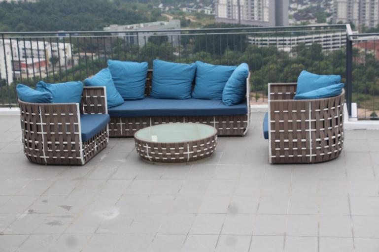 Eclipse Residence Duplex, Kuala Lumpur