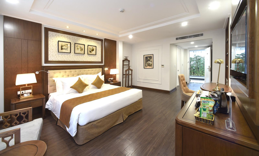 Garco Dragon Hotel, Long Biên