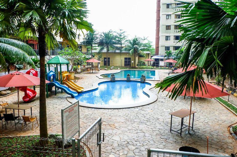 Affordable Studio Kebagusan City Apartment By Travelio, Jakarta Selatan