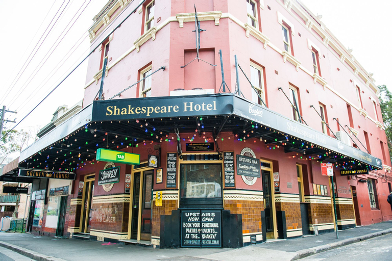 Shakespeare Hotel Surry Hills, Sydney
