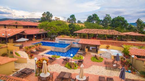 Hotel Terra Barichara, Villanueva