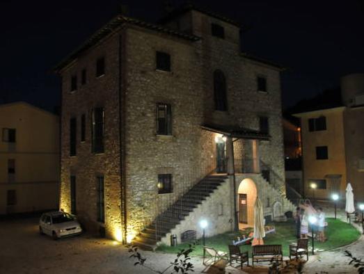 Villa Regina, Terni