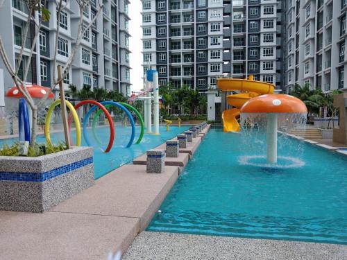 101 Parkland Malacca Homestay, Kota Melaka