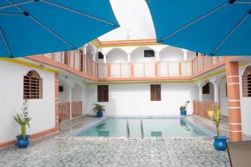 Hotel FIESTA, Jacmel
