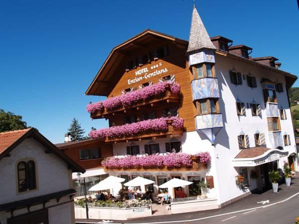 Hotel Enzian Genziana, Bolzano