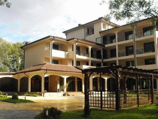 Hotel Park, Karnobat