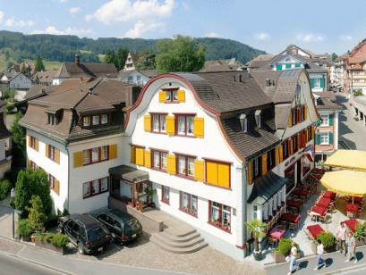 Adler Hotel, Appenzell Innerrhoden