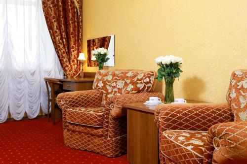 Legendary Hotel Tsarskii Dvor, Chelyabinsk gorsovet