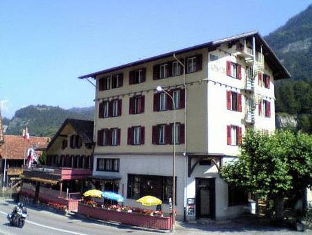 Alpenrose, Oberhasli