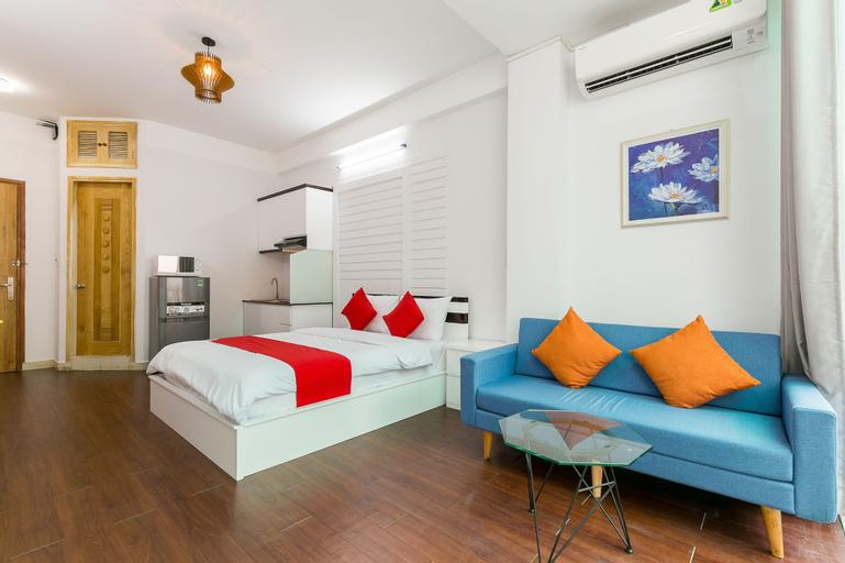 OYO 256 Green Apartment, Phú Nhuận