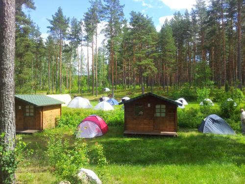 Hirvemae Camp, Värska