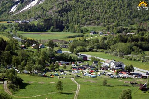Folven Adventure Camp, Stryn
