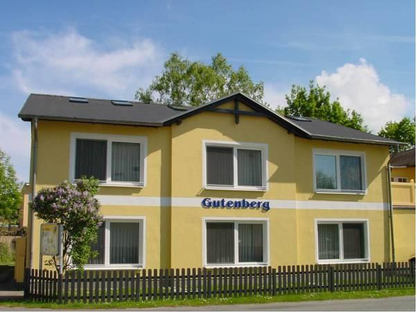 Appartementhaus Gutenberg, Vorpommern-Rügen