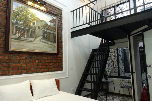 Night Market Loft Apartments, Hoàn Kiếm