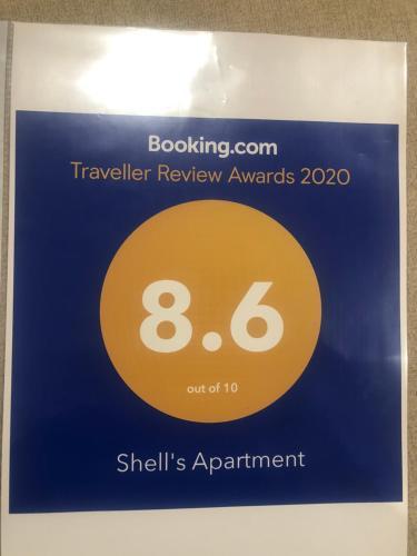 Shell's Apartment, Lagoa