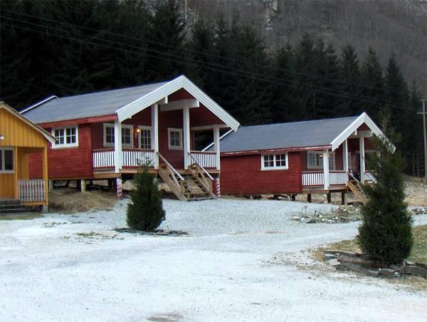 Gudvangen Camping, Aurland