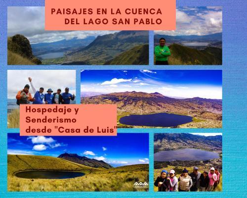 """Casa de Huespedes """"Casa de Luis"""", Otavalo"""