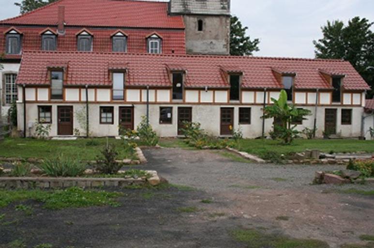 Apartment-Hotel Zur Helme, Nordhausen