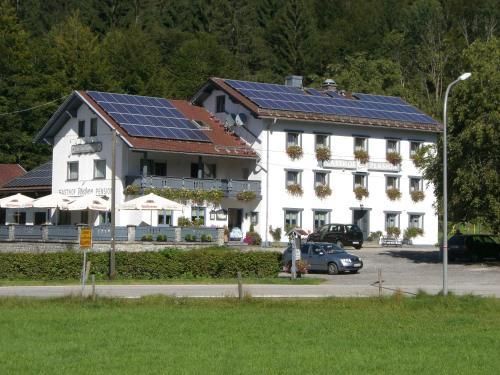 Zur Alten Dampfsage - Gasthaus-Pension Weber, Regen