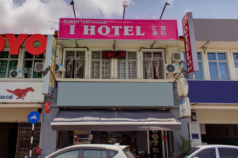 OYO 90062 I Hotel, Johor Bahru