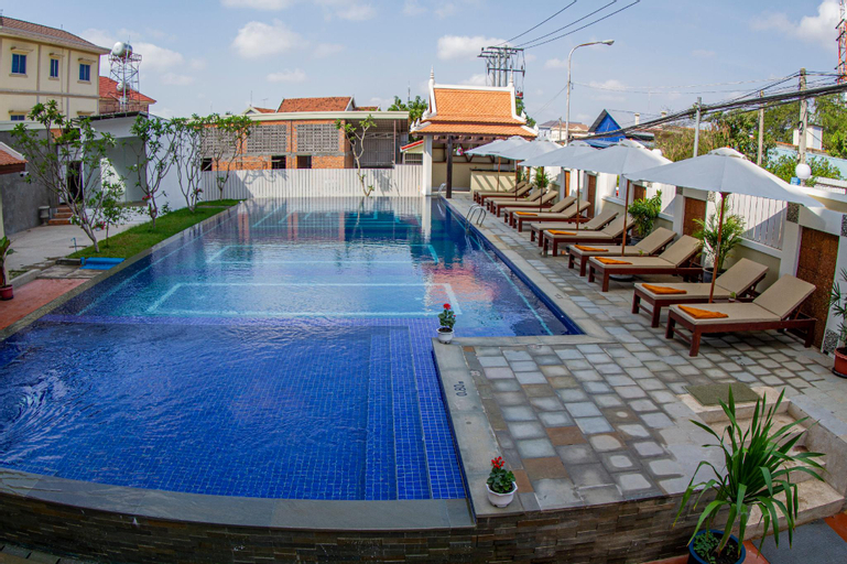 Kampong Thom Palace Hotel, Stueng Saen