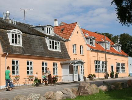 Rødvig Kro og Badehotel, Stevns