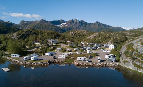 Kabelvag Feriehus & Camping, Vågan