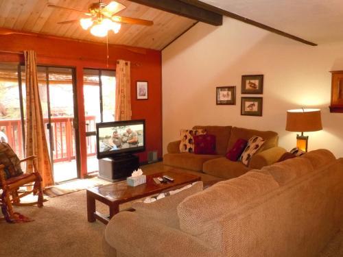 Two-Bedroom Standard Townhouse Unit #12 by Snow Summit Townhouses Bus Lic #23581, San Bernardino