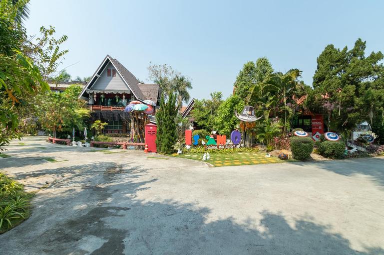 OYO 634 Is Am O Chiang Mai Resort, San Sai