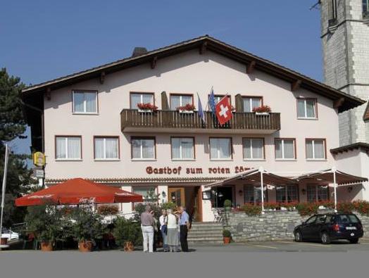 Hotel zum Roten Lowen, Sursee