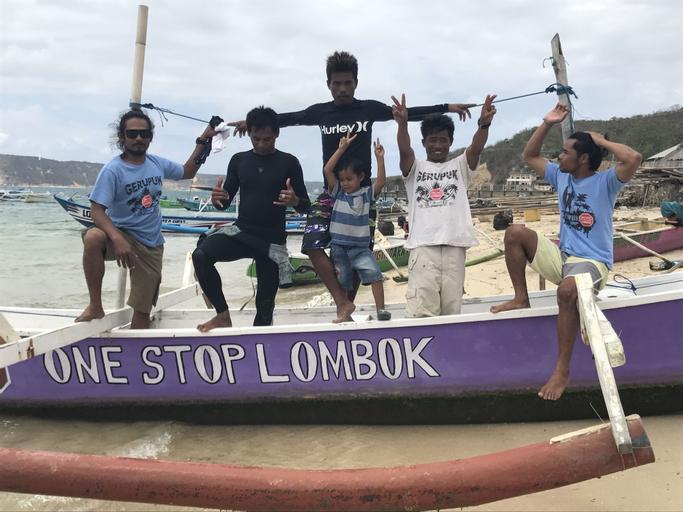 One Stop Lombok, Lombok