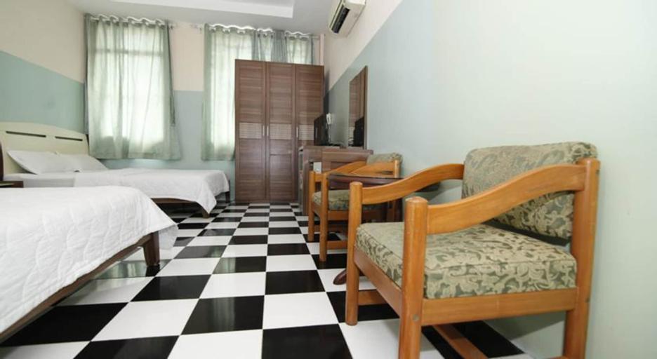 Sao Mai Hotel, Quận 5