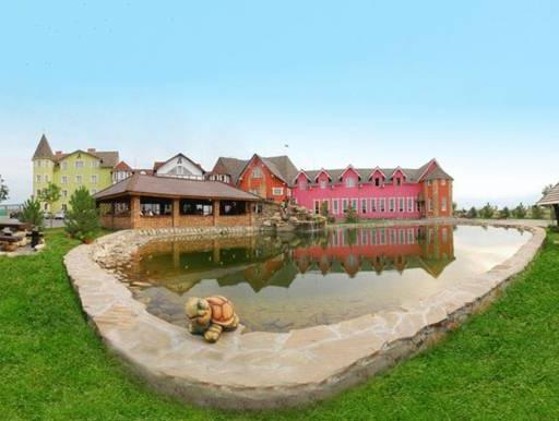 Aivengo Hotel, Rivnens'kyi