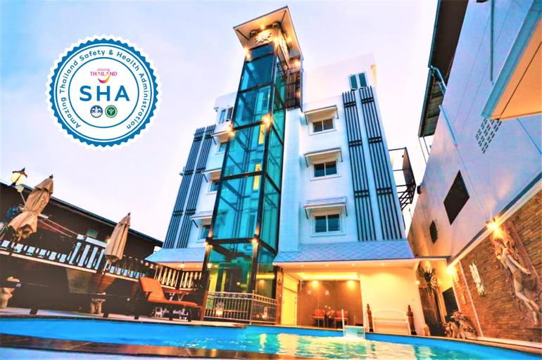 Hua Hin White Villa, Hua Hin