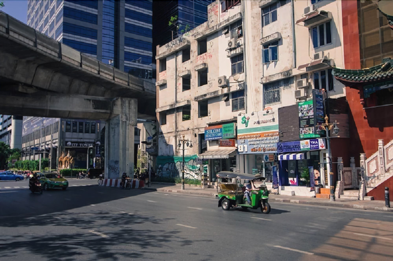 YHA Bangkok Downtown @ Station S3, Bang Rak
