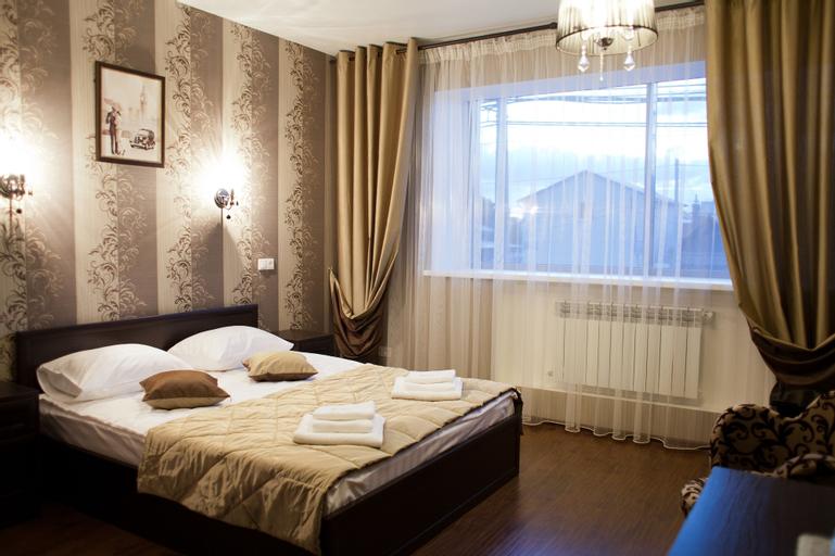 Parallel Hotel, Volzhskiy