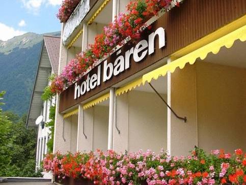 Seehotel Baren, Interlaken